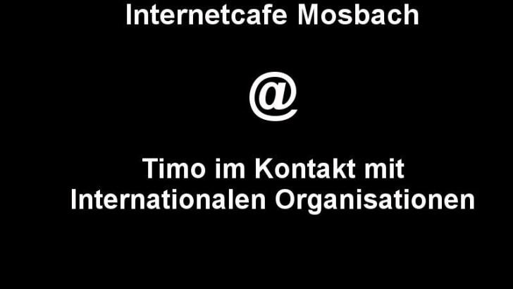 Internetcafe Mosbach